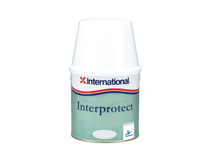 Грунт двухкомпонентный International Interprotect серый 2,5л.(1,75+0,75)