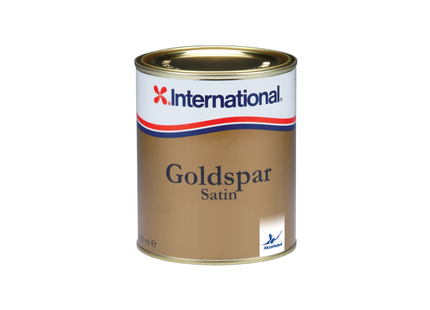 Лак GOLDSPAR SATIN 2,5л