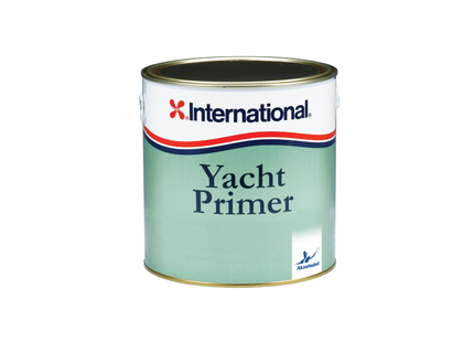 Грунт однокомпонентный International YACHT PRIMER 2,5 серый